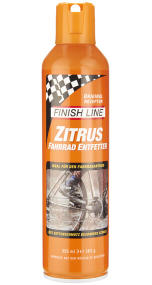 Finish Line Zitrus Entfetter 355 ml
